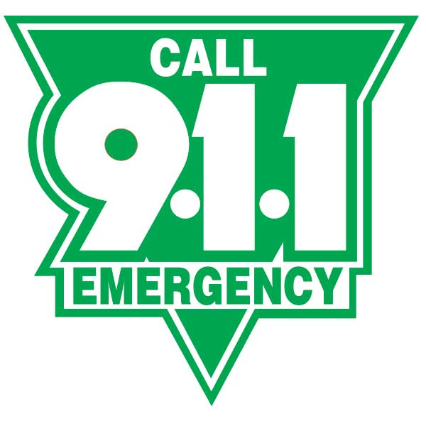 Call 911 Emergency C911ESR2