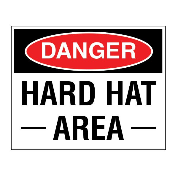 Industrial Safety Sign ISEHH15